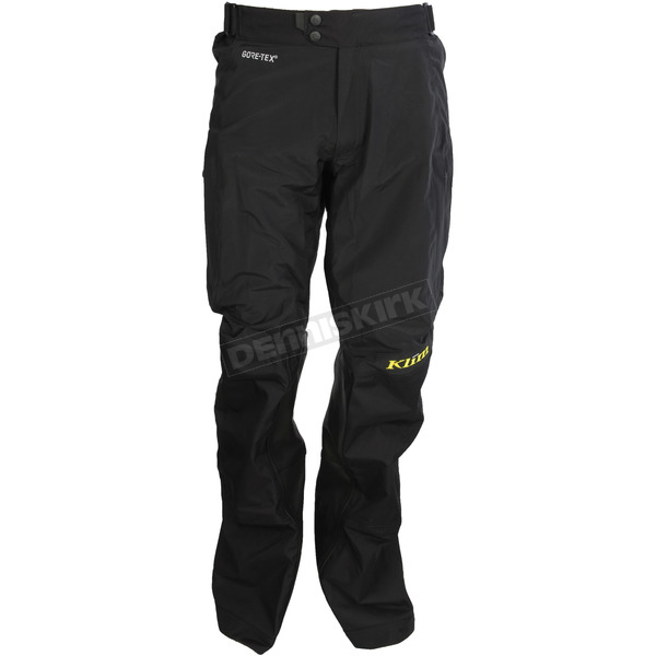 Klim Black Traverse Adventure Series Pants - Tall - 4051-001-234-000