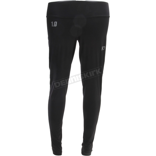 Klim Women's Black Solstice 1.0 Base Layer Pants - 4021-004-120-000