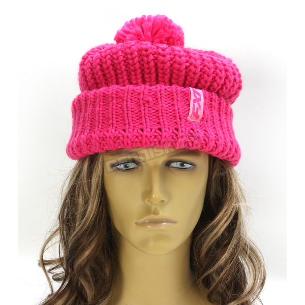 FXR Racing Hot Pink Cozy Beanie - 16705.900