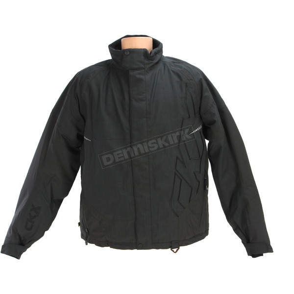 CKX Black Rush Racing Snow Jacket - M17306_BKBK_3XL