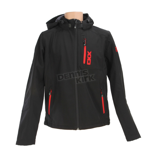 CKX Black/Red Revelstoke Jacket - M17209_BK_XL