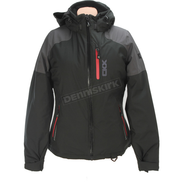CKX Women's Black Mist Backcountry Jacket - L17308_BK_M