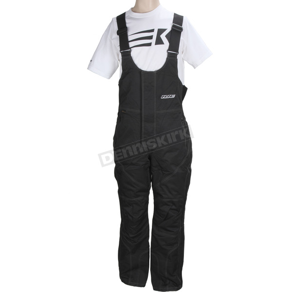 HJC Black Survivor Bibs - 1603-082