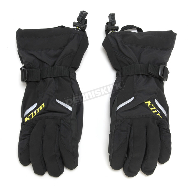 Klim Youth Black Klimate Gloves - 3239-003-008-000