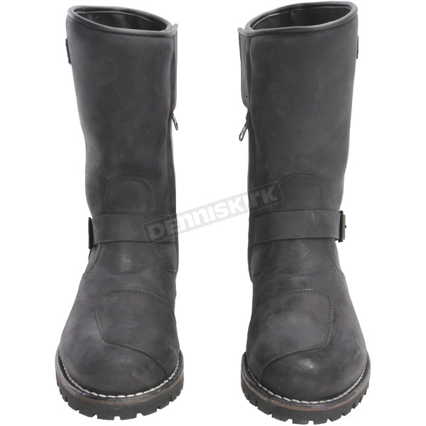 TCX Black Fuel Waterproof Boots - 7096W-NERO-44