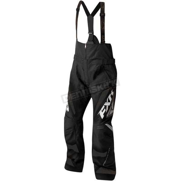 Black Adrenaline Pants