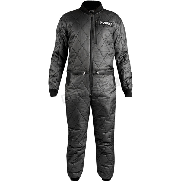 FXR Racing Thermal Dry Active Monosuit Removable Liner - 182813-1000-10