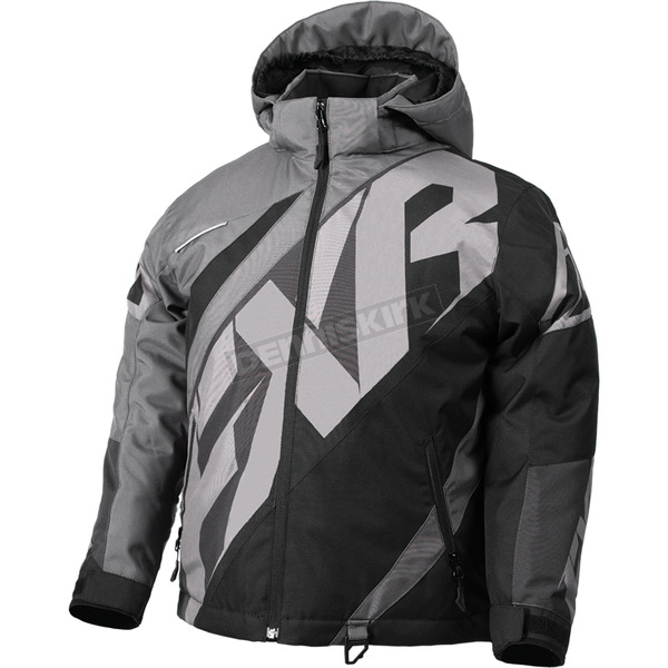 FXR Racing Child's Black Ops CX Jacket - 180415-1010-04