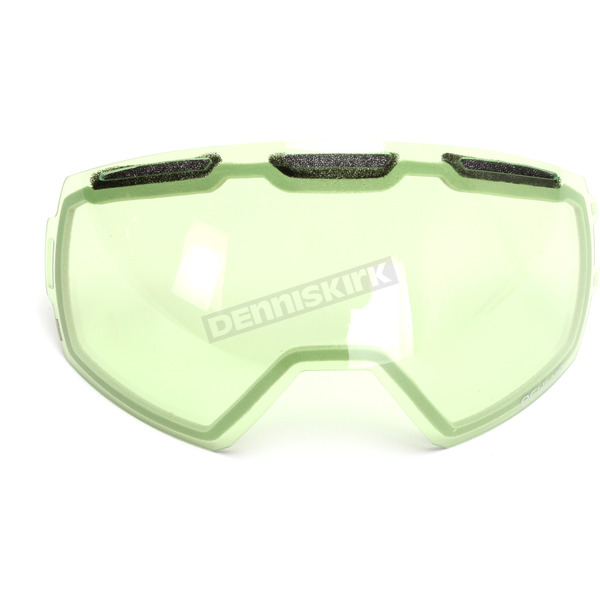 Klim Light Green Tint Replacement Double Lens for Oculus Goggles - 3891-000-000-007