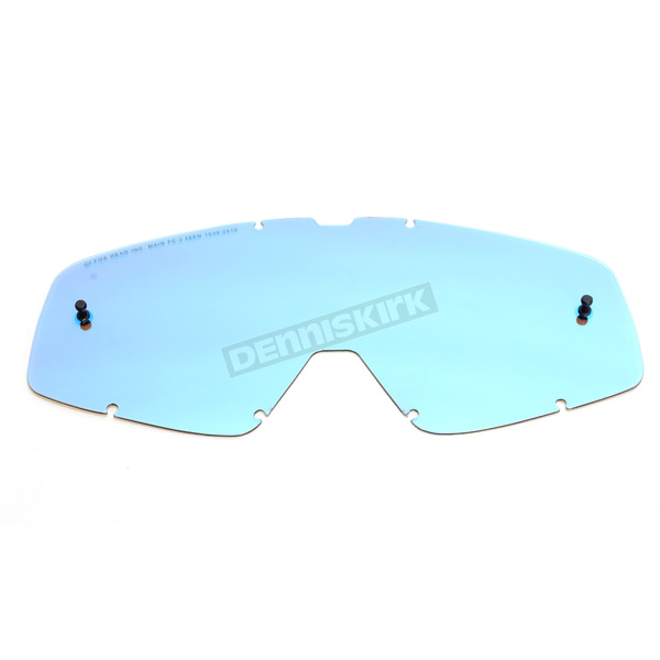 Fox Blue Spark Main Replacement Lens - 12608-902-OS