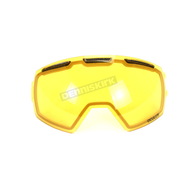Klim Photochromic Yellow to Smoke Replacement Double Lens for Oculus Goggles - 3891-000-000-010