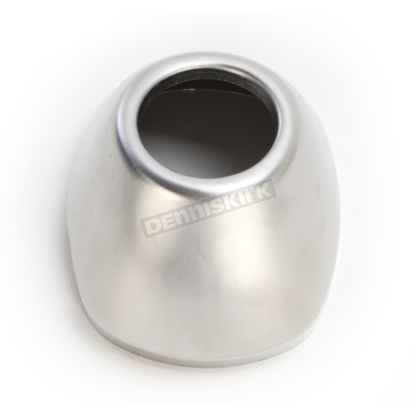 FMF Stainless Steel Q4 Hex Replacement Rear Cone Cap - 040676