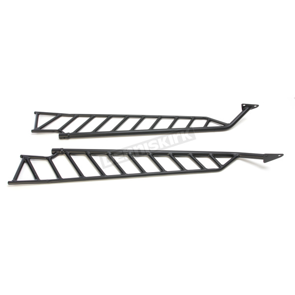 Skinz Airframe Running Boards - PAFRB285-FBK