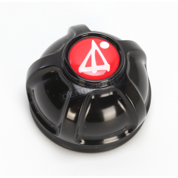 Battistinis Black Oil Filler Cap - 50-253