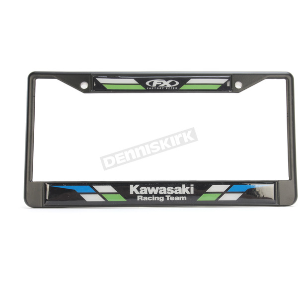 Factory Effex Kawasaki License Plate Frame - 19-45100
