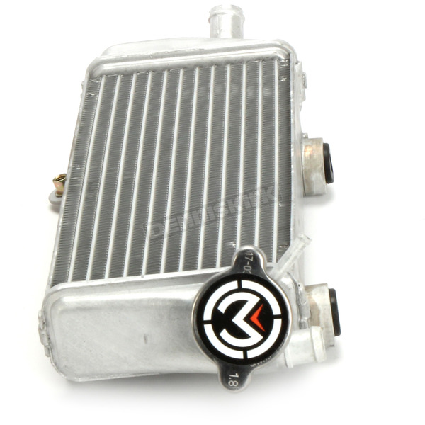 Right OEM Replacement Radiator - KSX5021