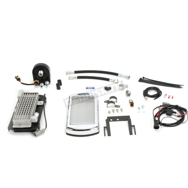 Stainless Steel Oil Cooler Kit - ST-1C