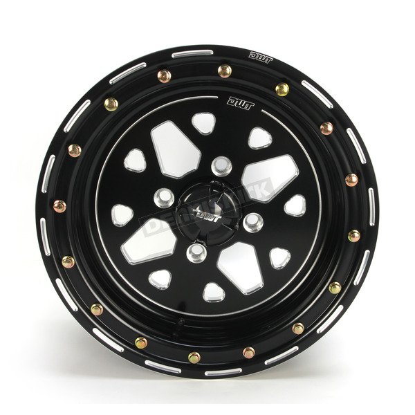 DWT Douglas Wheel Stealth LOK 14 x 7 Wheel - 986-30B