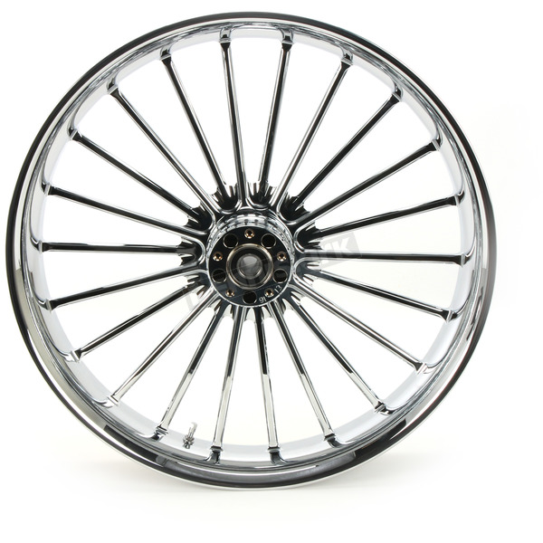 RC Components Front 23 in. x 3.75 in. One-Piece Illusion Forged Aluminum Wheel w/o ABS - 23375-9031-126C