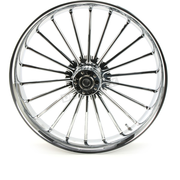 RC Components Front 23 in. x 3.75 in. One-Piece Illusion Forged Aluminum Wheel w/o ABS - 23375903114126C