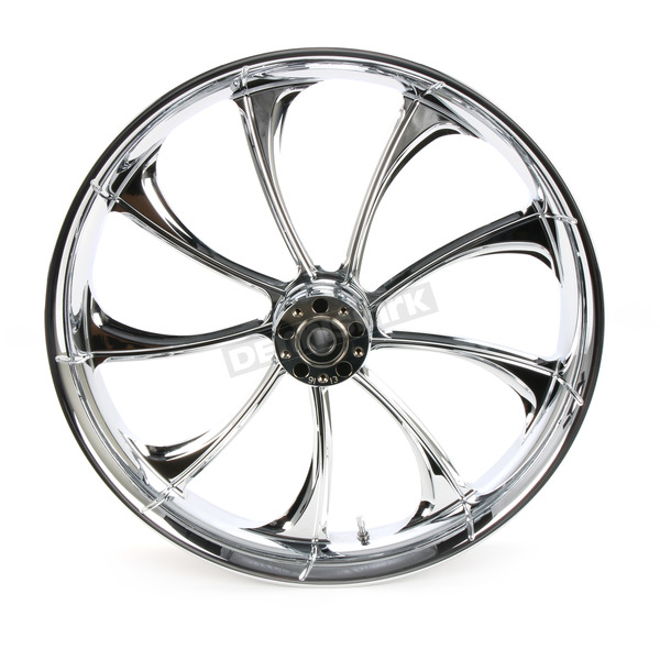 RC Components Front 23 in. x 3.75 in. One-Piece Illusion Forged Aluminum Wheel w/o ABS - 23375903114124C