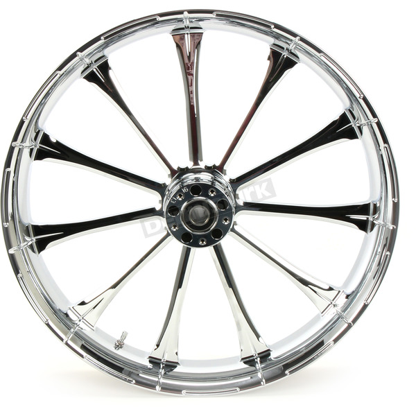 RC Components Front 23 in. x 3.75 in. One-Piece Exile Forged Aluminum Wheel w/o ABS - 23375-9031-122C