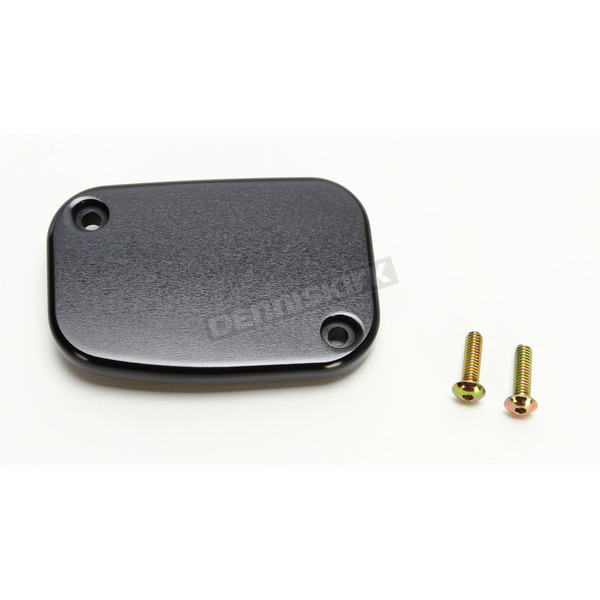 Joker Machine Black Anodized Smooth Clutch Master Cylinder Cover - 08-007B