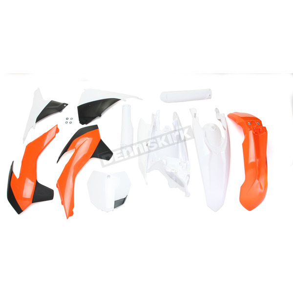 Orange 16 Full Replacement Plastic Kit - 2403095135