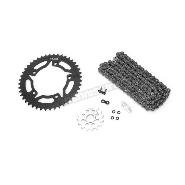 Black HFRS Hyper Fast 520 Chain and Sprocket Kit - CK6413