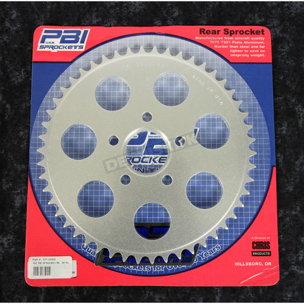 49 Tooth Aluminum Rear Sprocket - 2073-49C