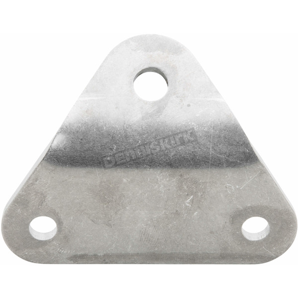 Gasbox Silver Headlight Mount  - 007569