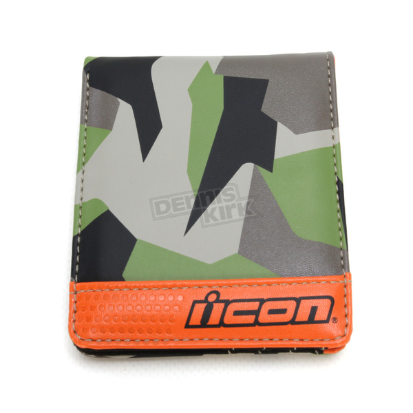 Icon Camo Deployed Wallet - 3070-0999