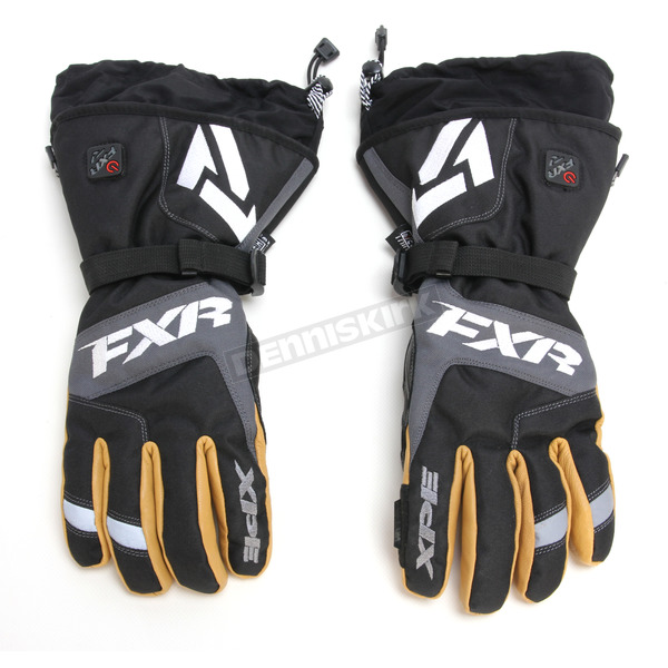 FXR Racing Heated Recon Gloves - 16603.10013