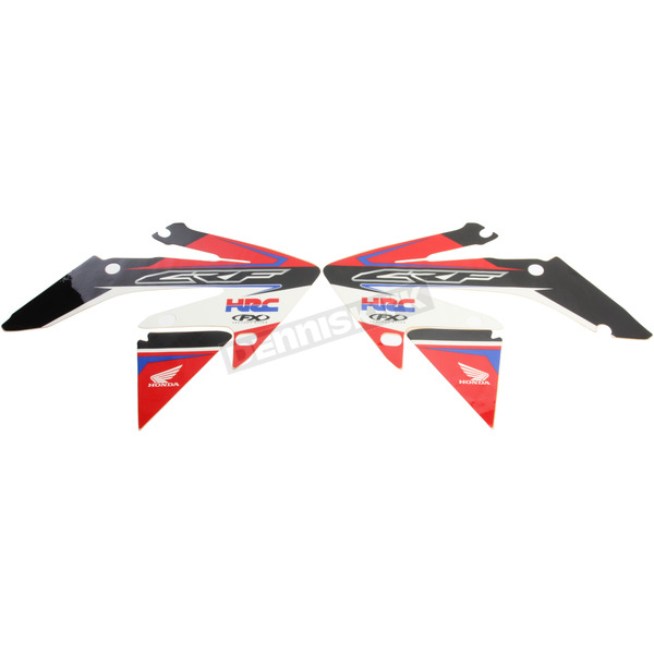 Factory Effex Honda FX EVO 13 Series Graphics Kit - 19-01322
