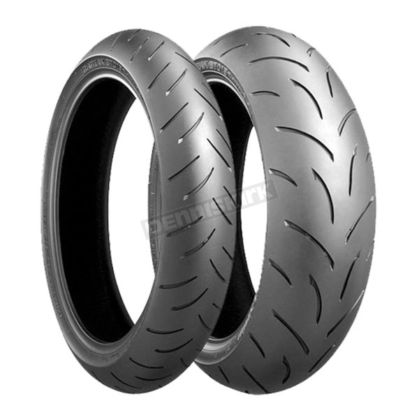 Bridgestone Battlax BT-015 Tire