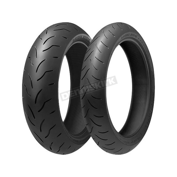 Bridgestone Battlax BT-016 Tire
