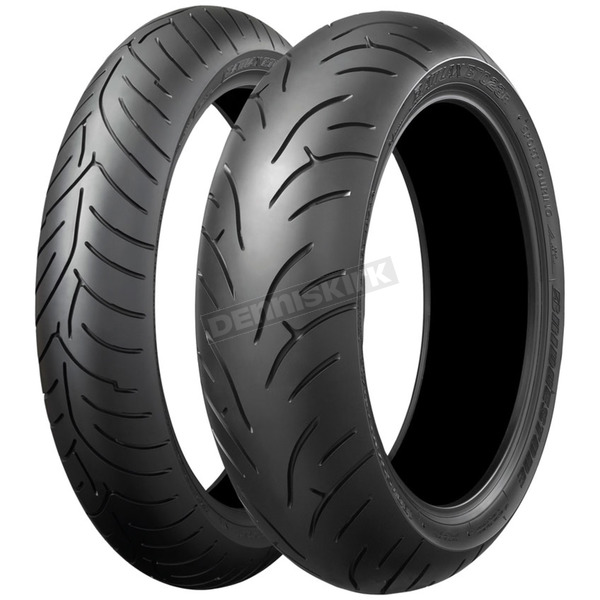 Bridgestone Battlax BT-023 Tire