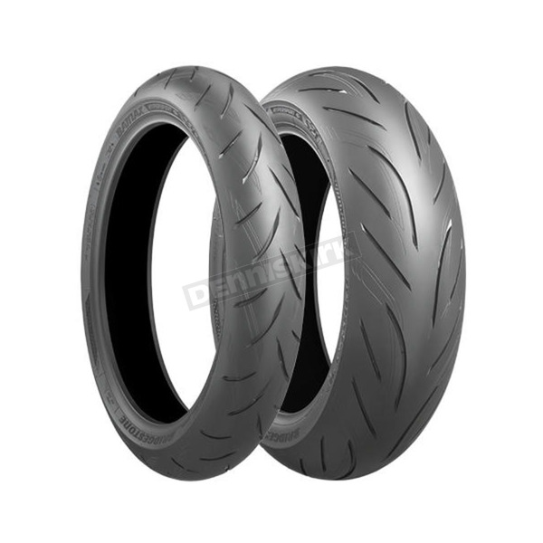 Bridgestone Battlax S21 Blackwall Tire