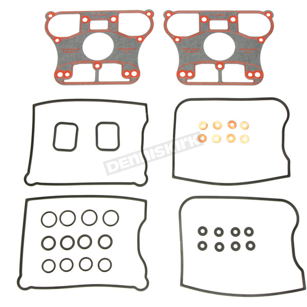 Rubber Rocker Box Gasket Set - 17038-90