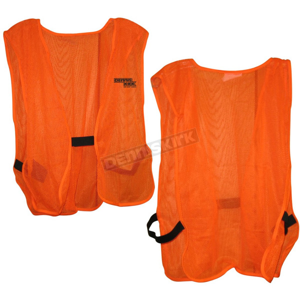 Dennis Kirk Inc. Safety Vest -