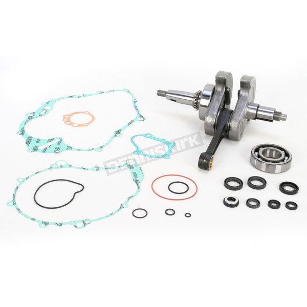 Wiseco Crankshaft w/Bearings and Gaskets - WPC133