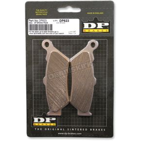 DP Brakes Sintered Metal Brake Pads - DP524