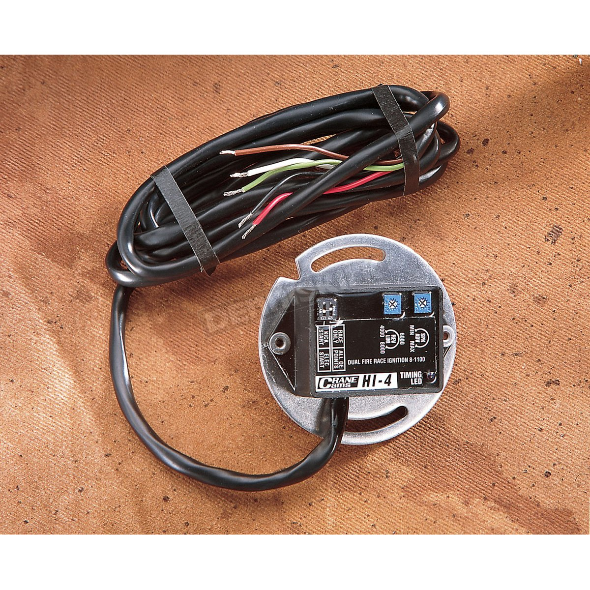 Crane    Cams    Dual   Fire    Crane       HI      4    Ignition System  81100