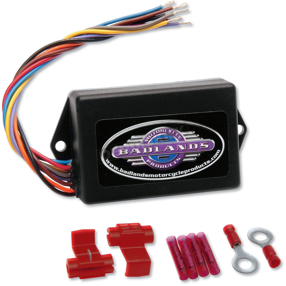 Run, ke and Turn Signal Module - ILL-01 Harley Turn Signal Equalizer Wiring Diagram on