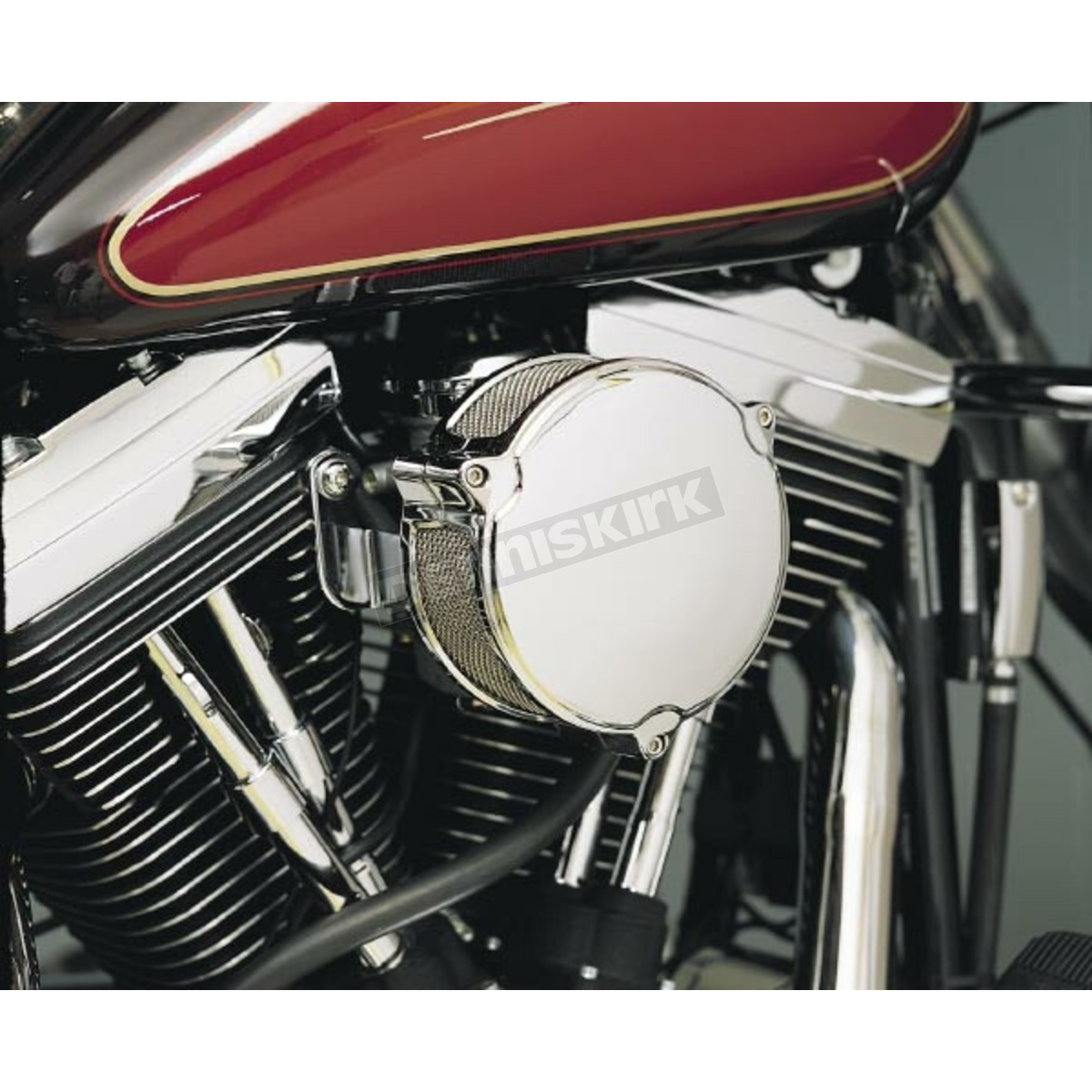 Drag Specialties High Performance Dragtron II Air Cleaner - DS ...