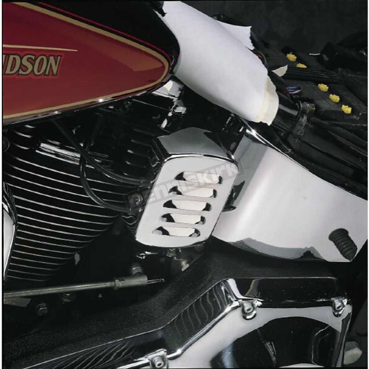Louvered Coil Cover - DS-376610