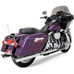 3 1/2 in. Scalloped Slip-On Mufflers - 1801-0409