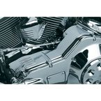 Deluxe Cast Chrome Inner Primary Cover - 8294