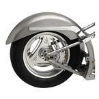 Longshot 7.25 in. Wide Rear Fender for Swingarm Frames - 380357