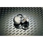 Chrome Knurled Bolt Kit - DS-490046